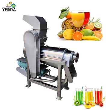 Spiral Juicer Extractor Vegetable Fruit Cold Press Squeeze Juicing Machine