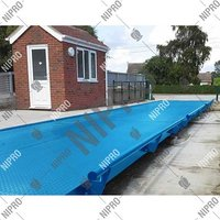 Electronic Steel Weighbridge