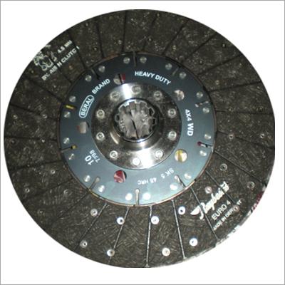 Euro 4 Heavy Duty Clutch Plate