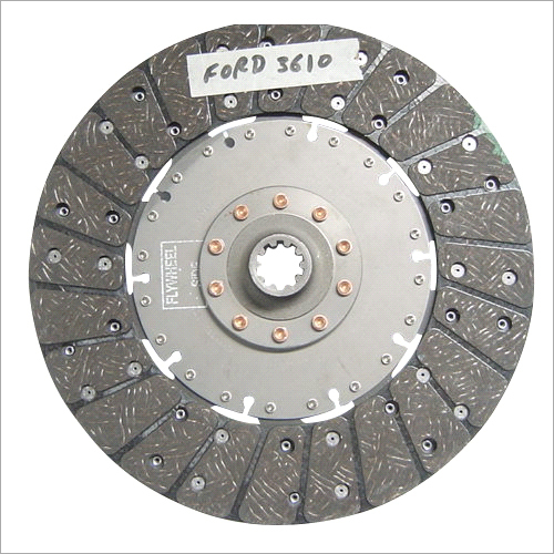 FORD 3610 Clutch Plate