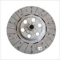10.72 mm Tractor Clutch Plate