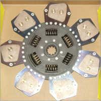 7 Pad 6S Massey Ferguson Tractor Clutch Plate