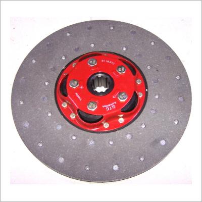 340 X 10 T UTB Tractor Clutch Plate