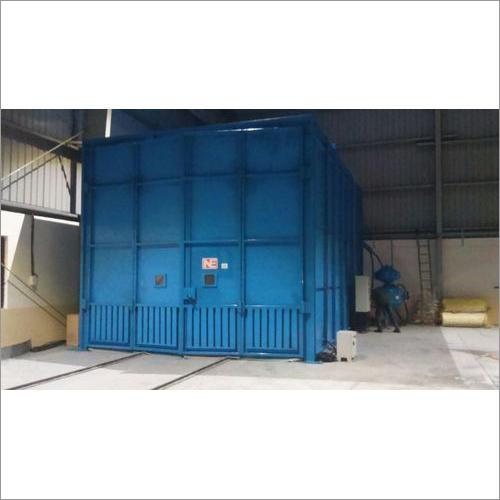 Blasting Room