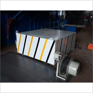 Motorized Trolley With Turn Table