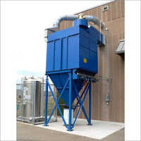 Industrial Fabric Dust Collector