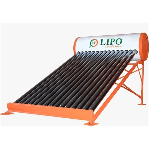 Solar Water Heater Evacuated Tube Collector ETC 500 LPD
