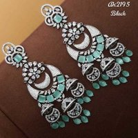 Ladies Ad Earrings