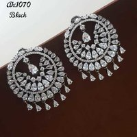 Designer American Ad Earrings