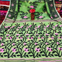 Ladies Banarshi Minakari Jamdani Saree