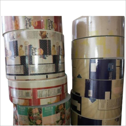 Laminated Paper Roll