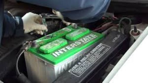 Battery Installation Service