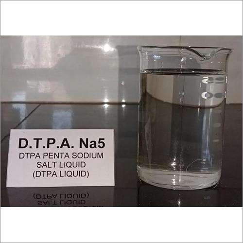 D.T.P.A. Na5 DTPA Penta Sodium Salt Liquid (DTPA Liquid)