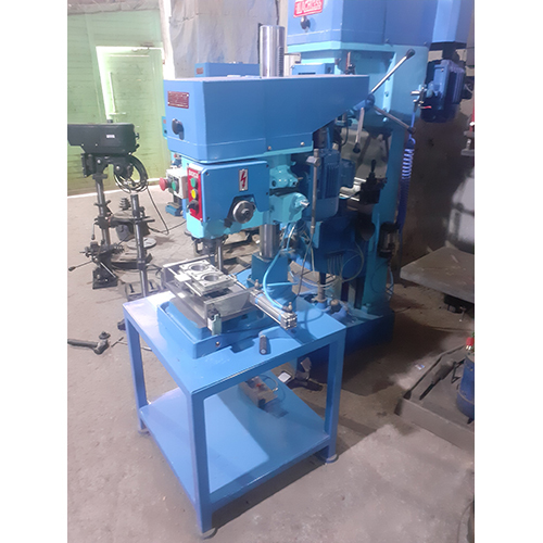 Double Action Auto Tapping Machine