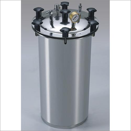 12x20 inch Dia Deep Double Drum Autoclave
