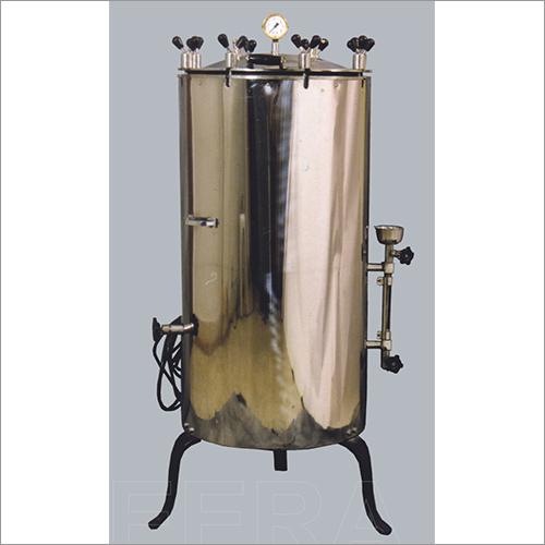 16x24 inch Dia Deep Triple Drum Autoclave