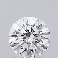 Round Brilliant Cut CVD 1.08ct Diamond D VS1 IGI Certified Lab Grown TYPE2A 451057324