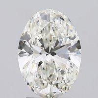 Oval Brilliant Cut 2.31ct G VS1 CVD IGI Certified Lab Grown Diamond TYPE2A 450026325