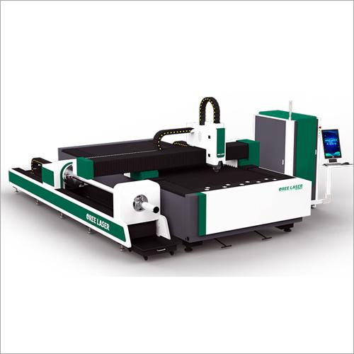 Dual-Use Sheet And Tube Fiber Laser Cutting Machine