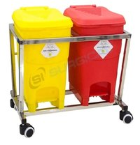 Bio Medical Waste Bin (Sis 2074b)