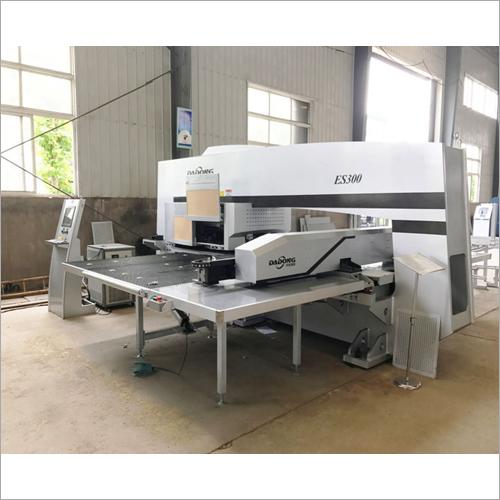 CNC Turret Punching Machine