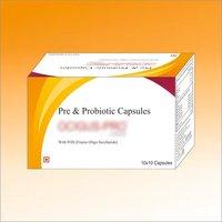 Pre & Pro biotic capsule