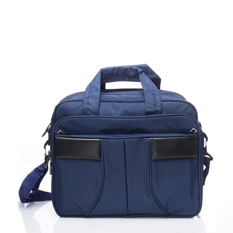 Blue Office Bag