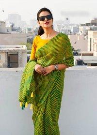 Jhilmil Fashion Presents New Georgette Digital Print Saree