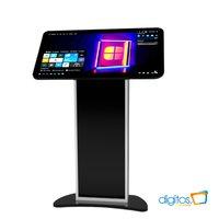 Touch Screen Kiosk Horizontal 43