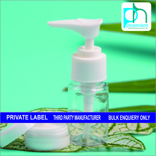 Sunscreen Lotion For Third Party Cosmetics Manufacturing