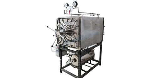 Rectangular High Pressure Steam Sterilizer (Sis 2020r)