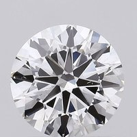 Round Brilliant Cut CVD 1ct Diamond