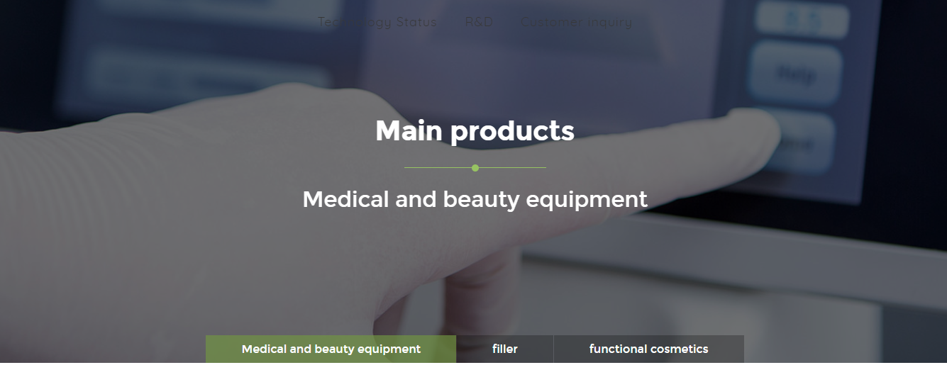 Medical And Beauty Equipments