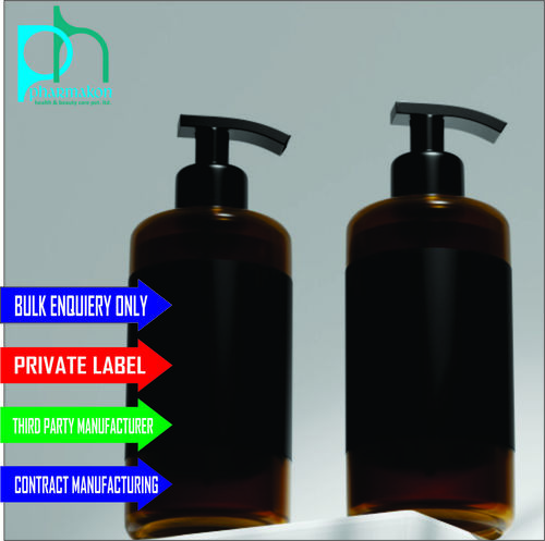 Keratin  Treatment Shampoo For Third Party Cosmetics