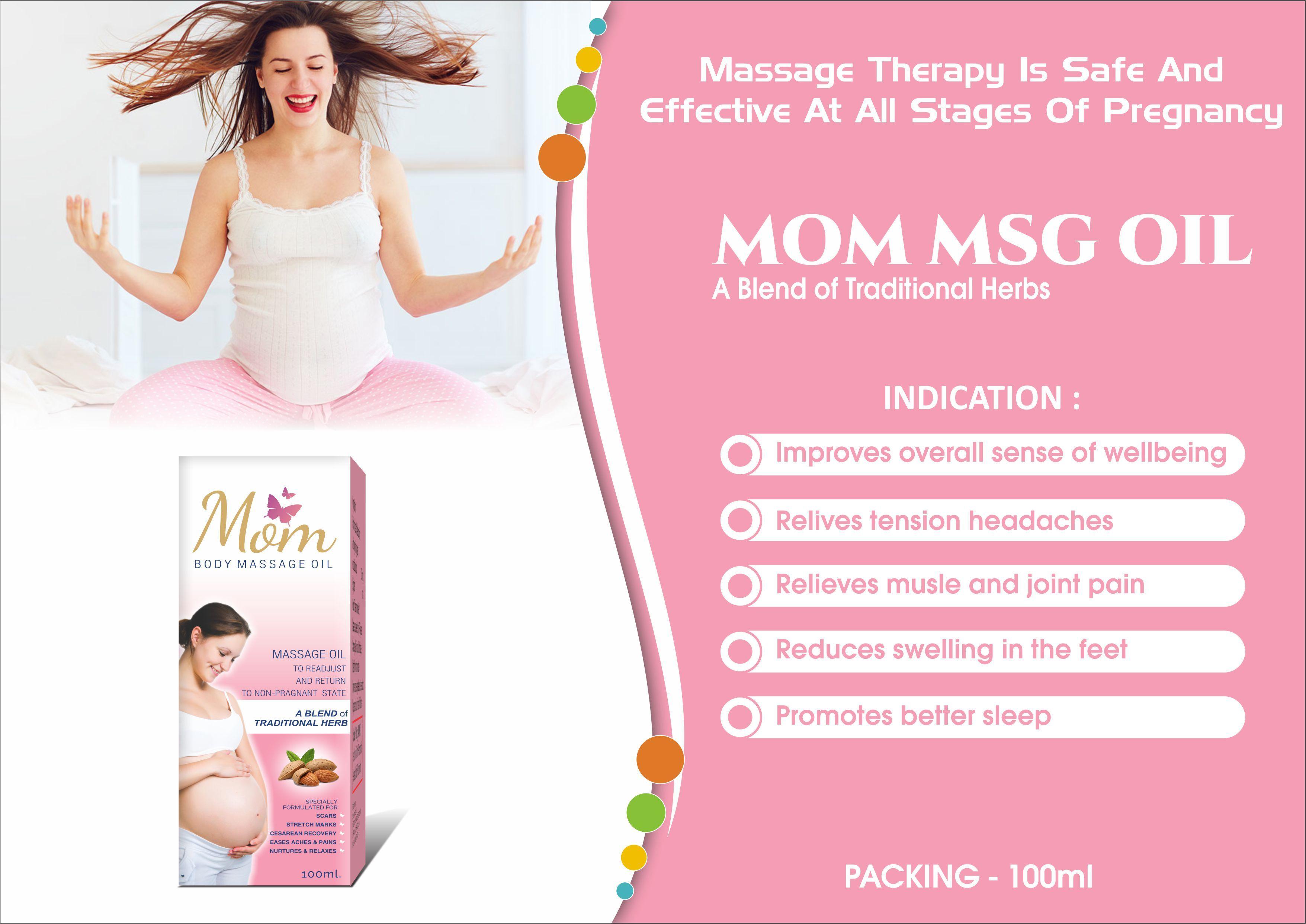 Truworth Mom Massage Oil