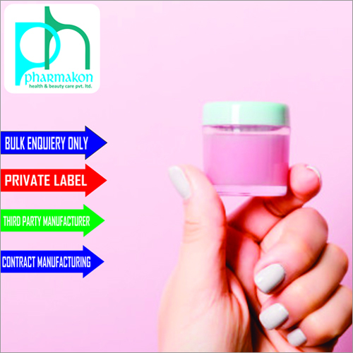 Women Massage Ceam For Third Party Cosmetics