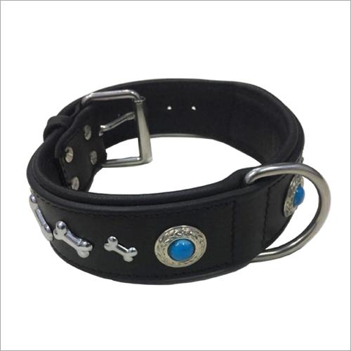 Dog Modern Leather Collar