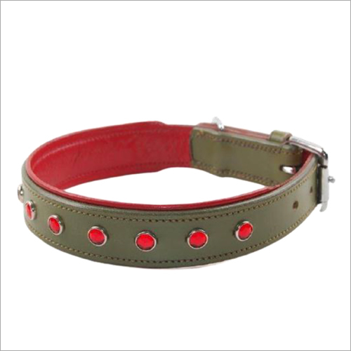 Dog Unique Leather Collar