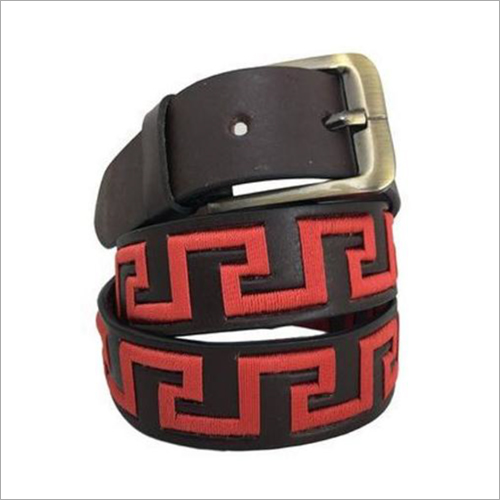 Modern Leather Belt