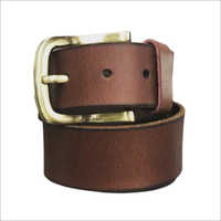 Mens Fancy Leather Belt