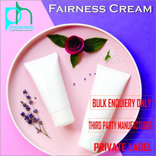 Fairness Cream Private Label For Cosmetics