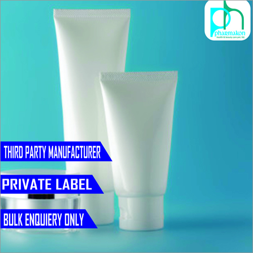 Face Cream Contract Manufacturing For Cosmetics
