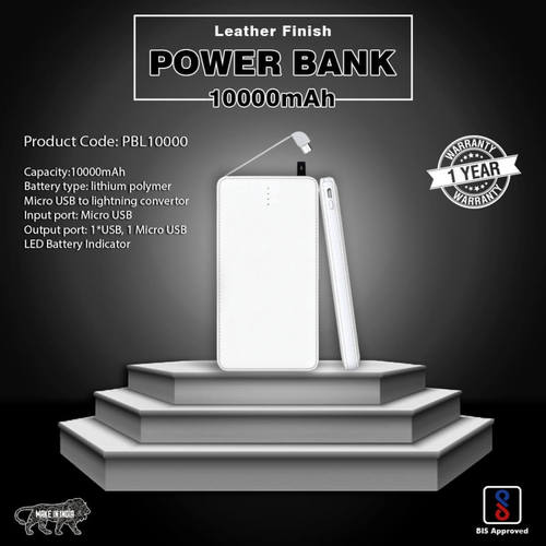 Card Power Bank 10000mAh