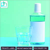 Herbal Mouthwash Contract Manufacturing For Cosmetics