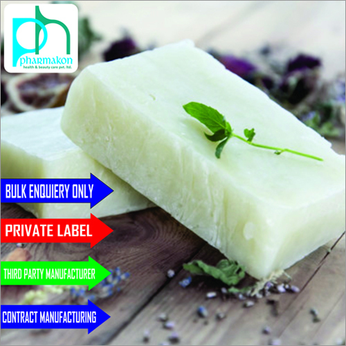 Handmade Soap Contract Manufacturing For Cosmetics