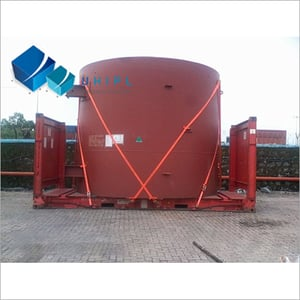Industrial Container Lashing Services