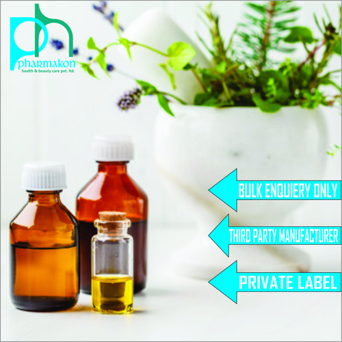 Esternal Oil Contract Manufacturing For Cosmetics
