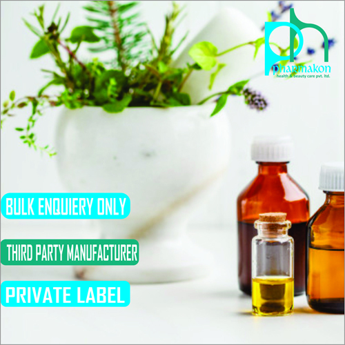 Hair Growth Oil Contract Manufacturing in Cosmetics