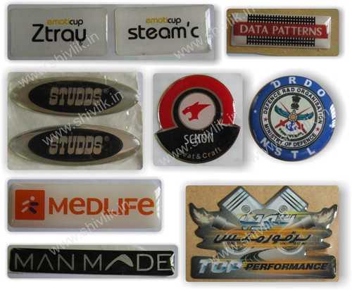Pu Dome Labels