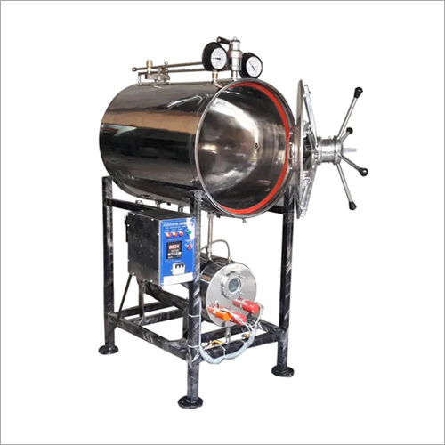 SS Horizontal Autoclave
